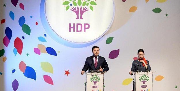 Hazine ödeneğine hak kazanan HDP'ye en erken Hazine yardımı 2016'da