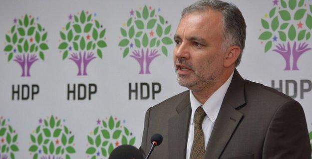 HDP'den Erdoğan'a yanıt: Utanmadan barış istemeye devam edeceğiz