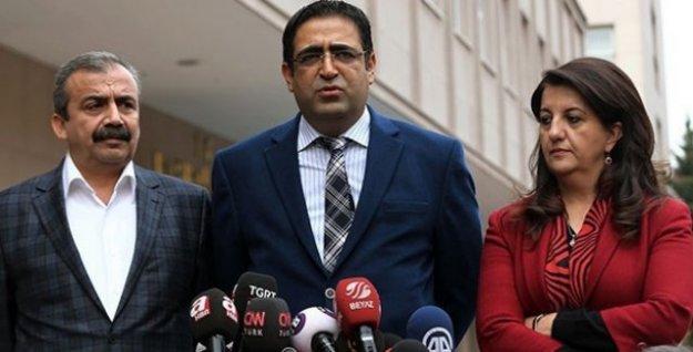 HDP İmralı Heyeti beklenen yazılı açıklamayı yaptı