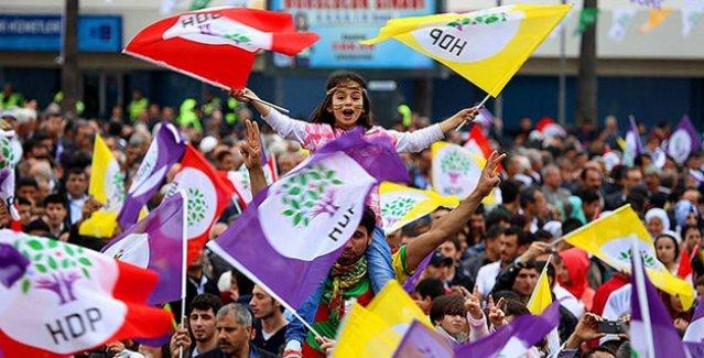 HDP mitingine katılmak 'suç', HDP'nin seçim çalışmaları 'terör örgütü faaliyeti' sayıldı!