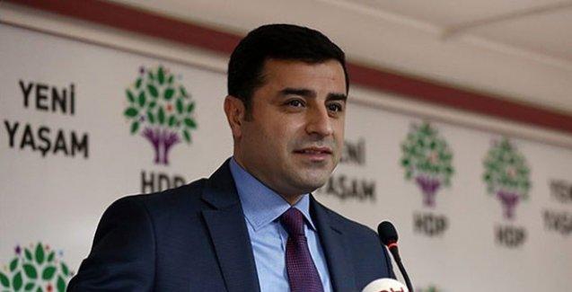 HDP o haberi yalanladı: Demirtaş PKK misilleme taktikleri 'kirli' demedi