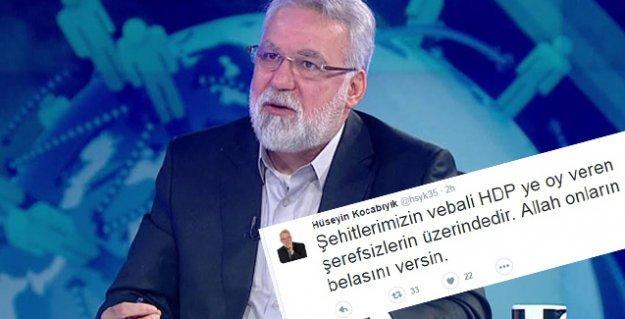 HDP seçmenine 'Allah onların belasını versin' diyen AKP'li vekilin sözleri Meclis gündeminde