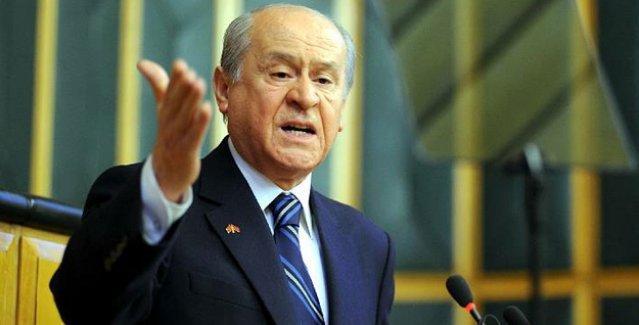 HDP seçmenine 'Şerefsiz' diyen Bahçeli'ye Twitter'dan tepki yağdı