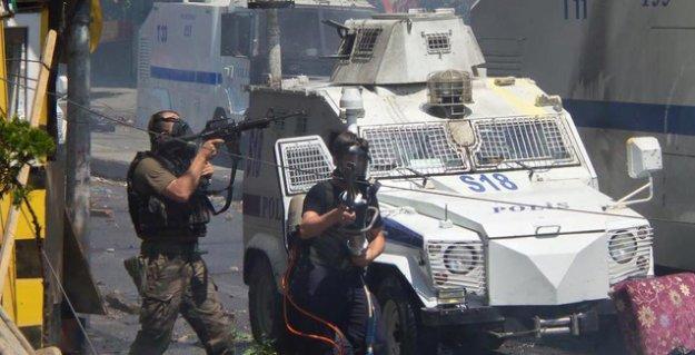 Iğdır'da polis servisine saldırı: Bir yaralı