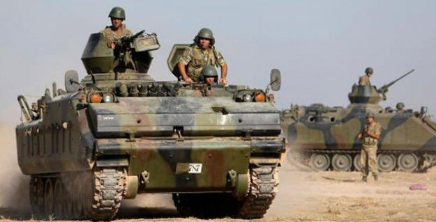 Irak ve Suriye tezkeresi Meclis'e sevk edildi
