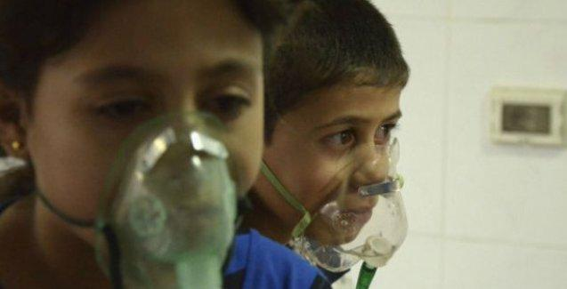 Alman İstihbarat Servisi: IŞİD Kürtlere zehirli gaz kullandı