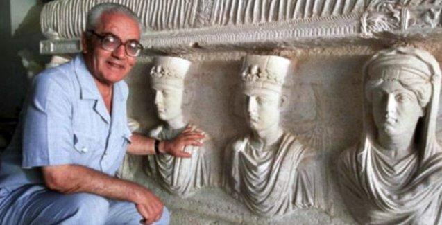 IŞİD'in öldürdüğü arkeoloğun arkadaşı: Palmyra en büyük dostunu yitirdi