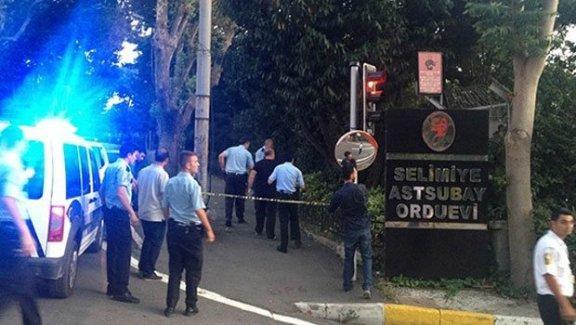 İstanbul'da Selimiye Orduevi bahçesinde patlama