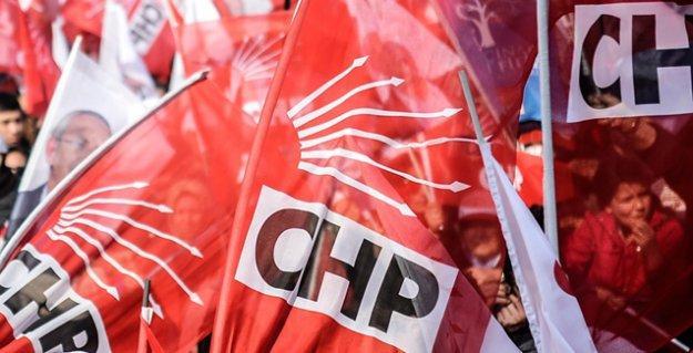 CHP Parti Meclisi'nde istifa
