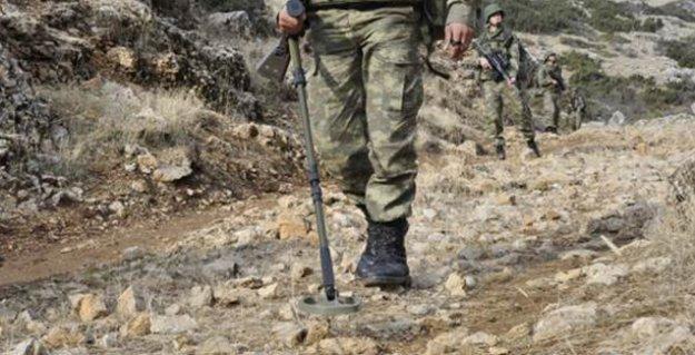 Kars'ta mayın patlaması: 1 asker hayatını kaybetti