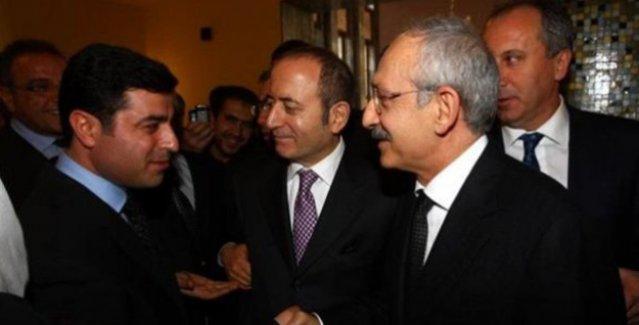 Kılıçdaroğlu ile Demirtaş bir araya geliyor
