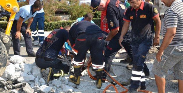 Kuşadası'nda iş cinayeti: İki işçi kanalizasyon çukurunda can verdi