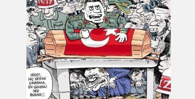 Leman'dan Erdoğan'ı kızdıracak yarbay kapağı