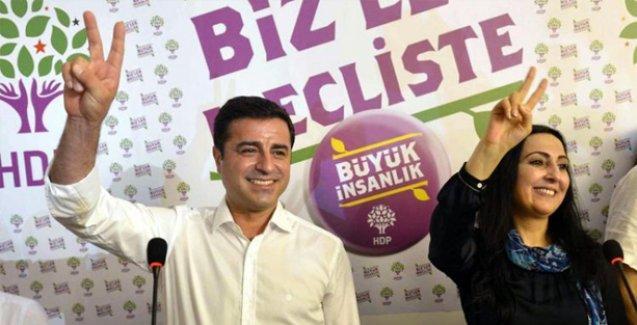 Metropoll'ün son anketine göre HDP'nin oy oranı yüzde 15 bandında