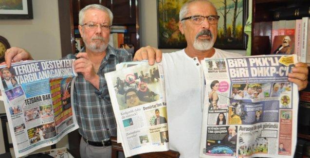 Müezzinoğlu'nu protesto ettiği için DHKP-C'li ilan edilen asker yakınından suç duyurusu