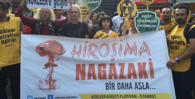 Nükleer Karşıtı Platform: Nükleer santrallere ve silahlara hayır
