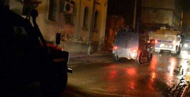 Nusaybin Hükümet Konağı'na saldırı: 1'i ağır 3 polis yaralı