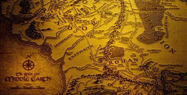 'Orta Dünya'dan haber var: Yeni bir Tolkien kitabı geliyor