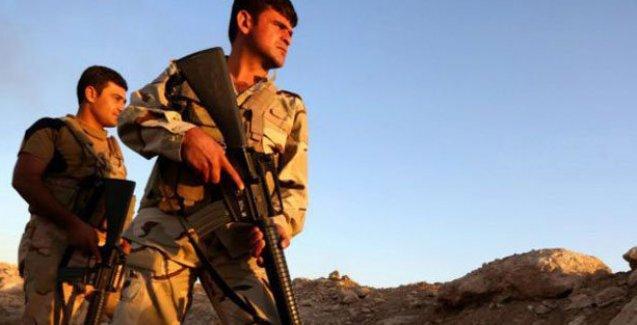 Peşmerge 'IŞİD'i Kerkük'ten çıkarma operasyonuna' başladı