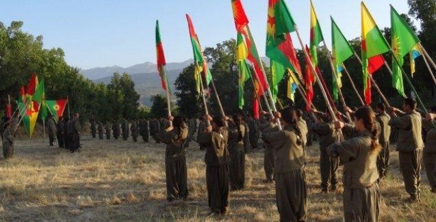 PKK'nin askeri kanadı: Ordu mahallelere girerse biz de gireriz