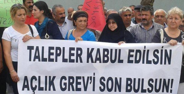 PKK ve PAJK mahpusları 7 gündür açlık grevinde
