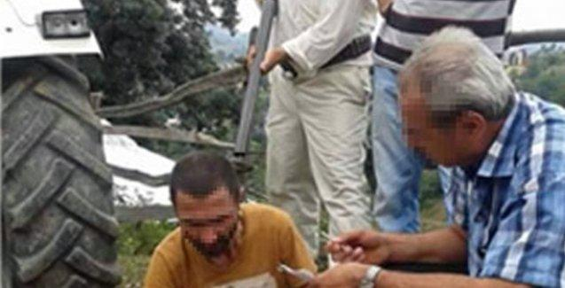 Samsunlu Muhtar Cumhurbaşkanı'nı dinledi  ilk 'terörist'i yakaladı