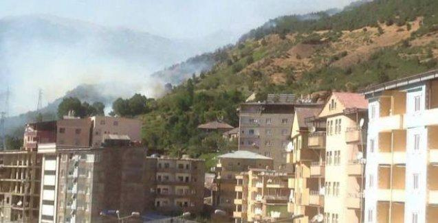 Şemdinli Altınsu'da patlama: 4 yaralı