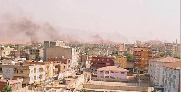 Silopi'de polis mahalleyi taradı: 2 ölü, çok sayıda yaralı var!