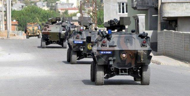 Silopi'de zırhlı araca saldırı: 4 polis hayatını kaybetti