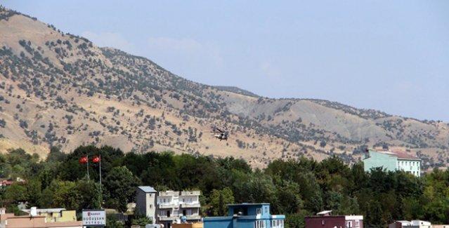 Şırnak'ta askeri helikopter vuruldu: 1 asker yaşamını yitirdi