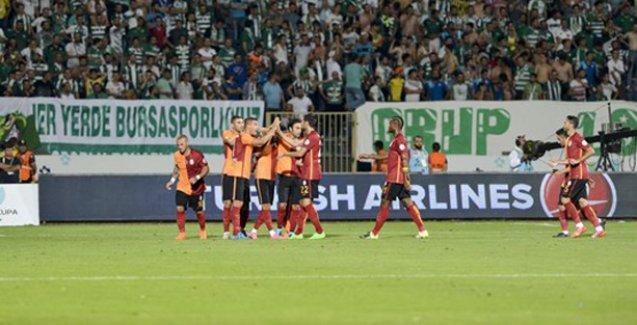 Süper Kupa'nın sahibi Galatasaray