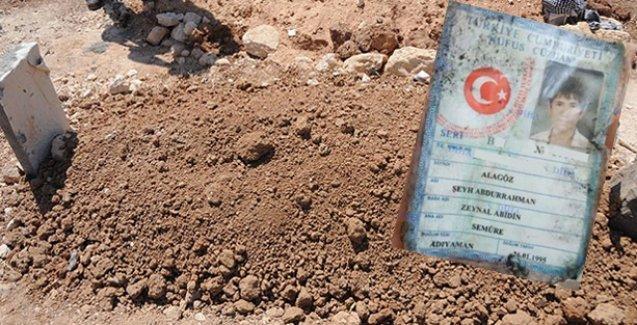 Suruç bombacısı Kimsesizler Mezarlığı'na defnedildi