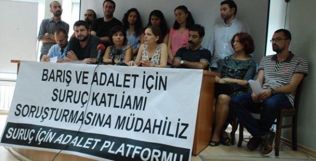 'Suruç için Adalet Platformu' kuruldu