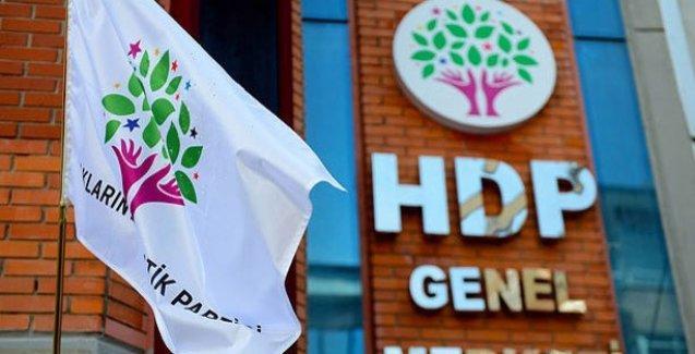 HDP'den hodri meydan mesajı: #SeniYineBaşkanYaptırmayacağız