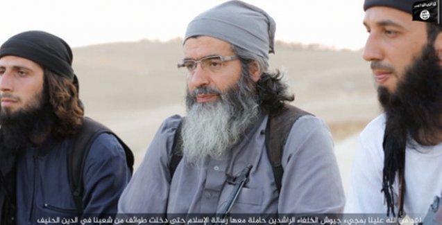 Türkiye'ye tehdit videosundaki IŞİD'li Bursalı esnaf çıktı