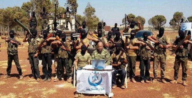 Türkmen Selçuklu Tugayı, IŞİD'e karşı savaşan Devrimciler Ordusu'na katıldı