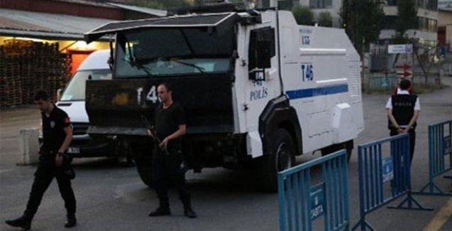 Ümraniye'de ev baskınları: Gözaltılar var