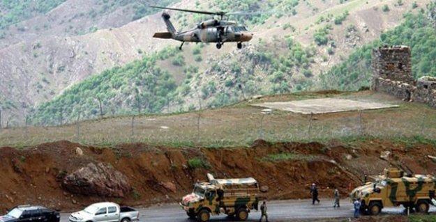 Van ve Kars'ta askeri karakollara saldırı