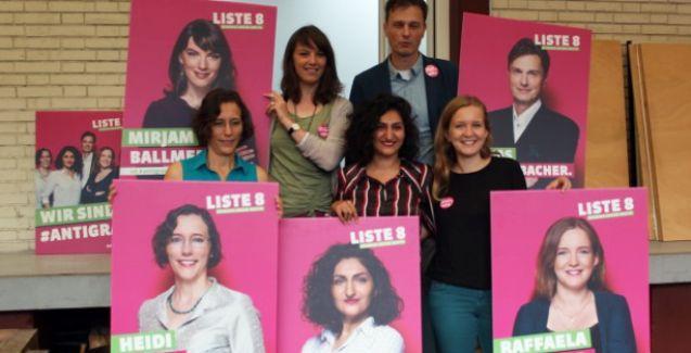 Yeşiller İttifakı adayı Sibel Arslan İsviçre Ulusal Parlamentosu yolunda