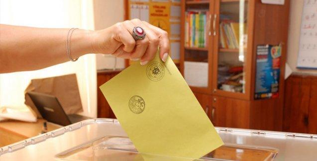 YSK'dan seçimin 1 Kasım'da yapılması önerisi