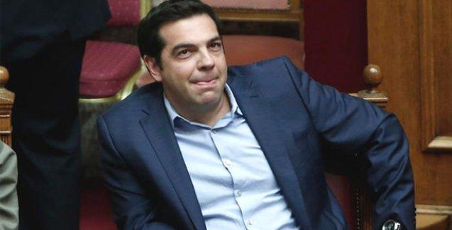 Yunanistan meclisi yardım paketini onayladı