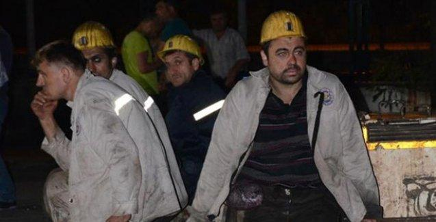Zonguldak'ta maden ocağında mahsur kalan işçi hayatını kaybetti