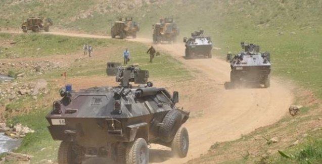 1 Mart 2016'ya kadar 8 alan askeri güvenlik bölgesi ilan edildi!