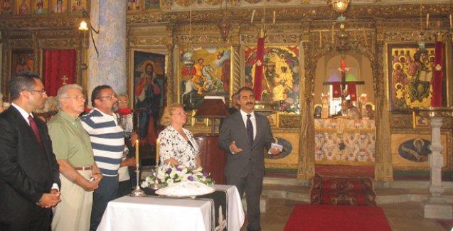 6-7 Eylül Pogromu'nda hayatını kaybedenler İstanbul'daki ayinle anıldı