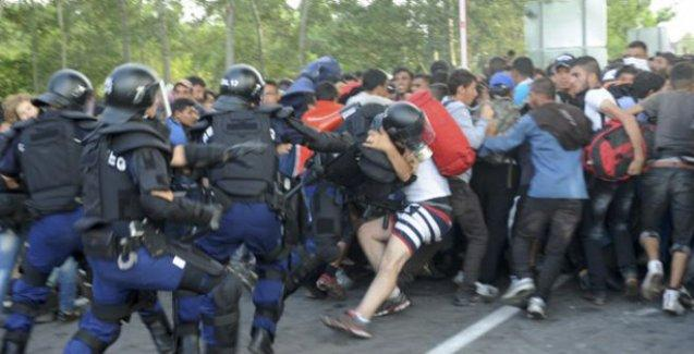 Af Örgütü: Macar polisi mülteci çocuğu kör etti