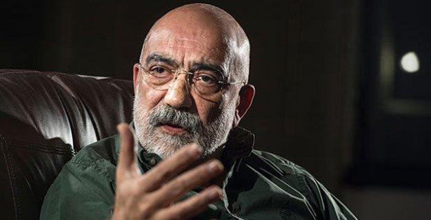 Ahmet Altan: Erdoğan'ın haddine değil