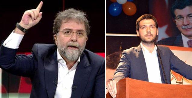 Ahmet Hakan'dan AKP'li Boynukalın'a: İstersen it kopuğunu al gel