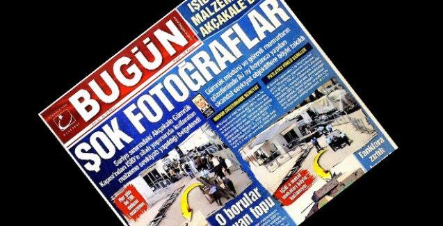 Baskına uğrayan Bugün gazetesi: IŞİD'e silah malzemeleri Akçakale'den
