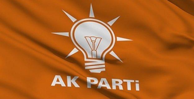 AKP'nin aday listesi belli oldu