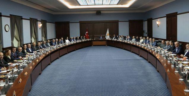 AKP'nin yeni yönetimi belli oldu